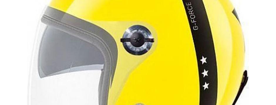 NEXX X70 G-force Amarelo