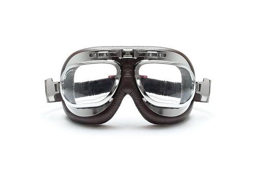Bertoni Óculos Vintage Anti-embaciamento Castanhos