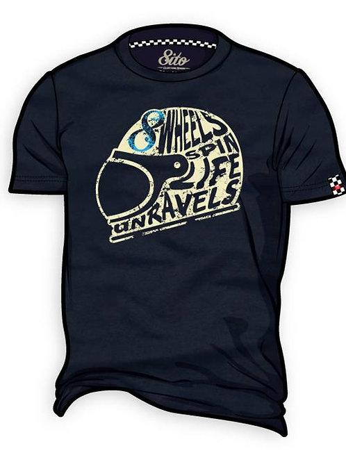 T-Shirt 8ITO Bullitt Horizon