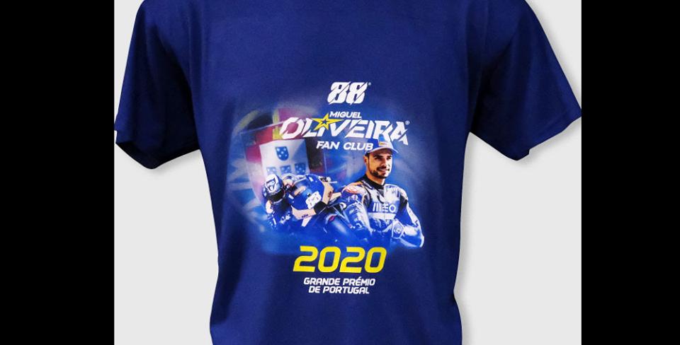 Tshirt Miguel Oliveira Grande Prémio Portugal