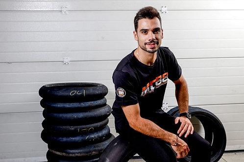 T-shirt Miguel Oliveira (Preta) MO88
