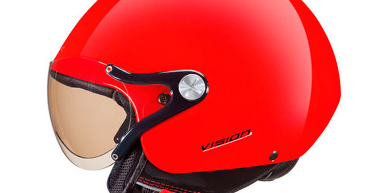 NEXX X60 VISION PLUS VERMELHO