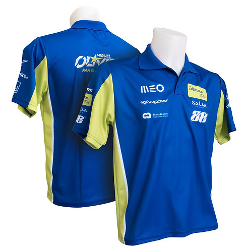 Polo MOFC Racing Team Sublimado