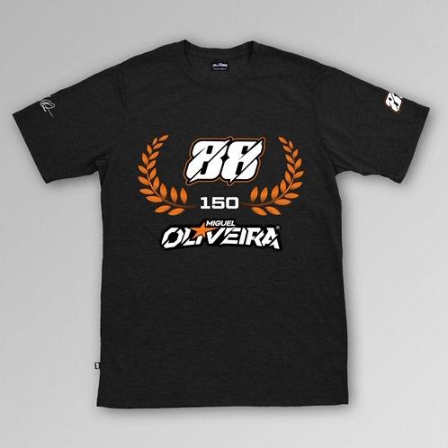 T-shirt 150 GP's - Miguel Oliveira EDIÇÃO LIMITADA