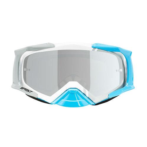 Oculos SHAPE Cinza/Light Azul SPRINT