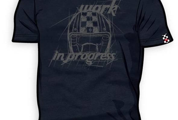 T-Shirt 8ITO Work in Progress Horizon
