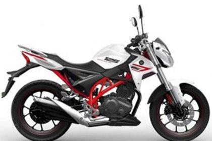 Moto VORTEX 125 Naked ZII