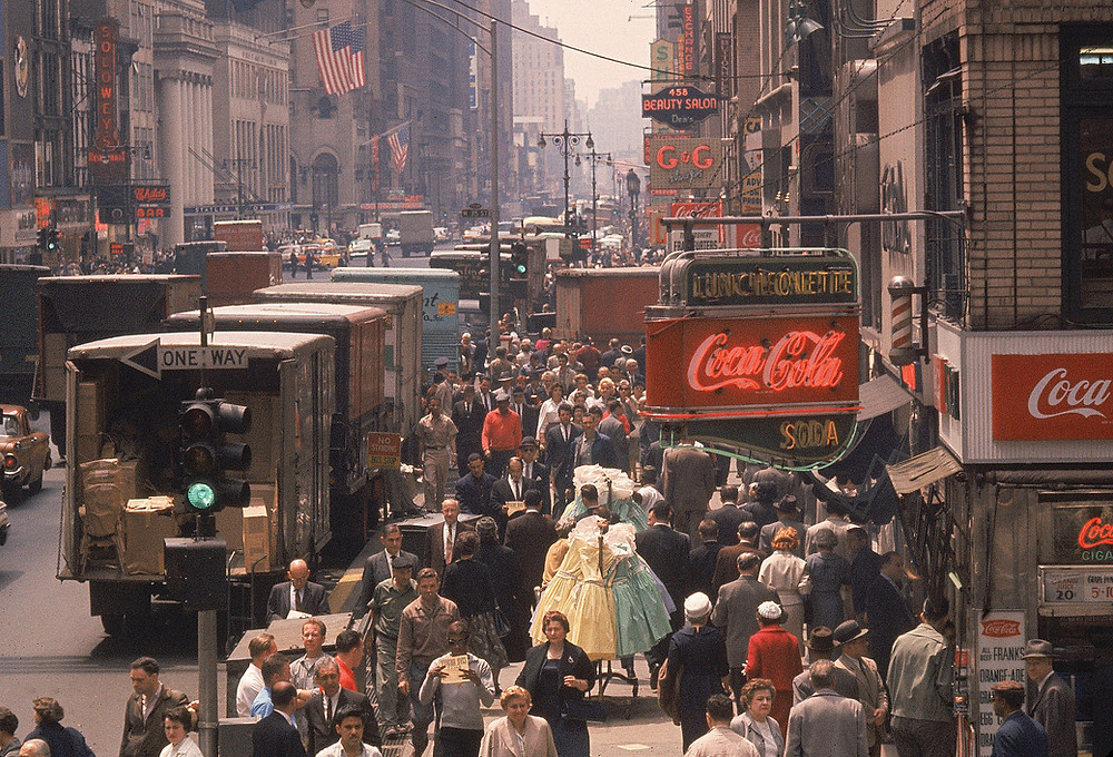 "<img alt=""walter sanders photograph of new york garment district"">"