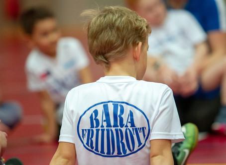 Nu är anmälan öppen för alla som vill träna med Bara Friidrottsklubb säsongen 2020/2021