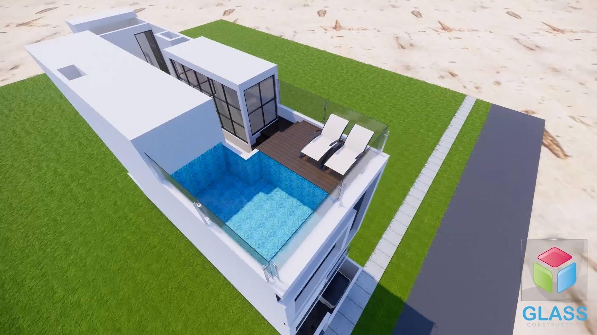 Edificio Bifamiliar en Sullana - Piura - Perú