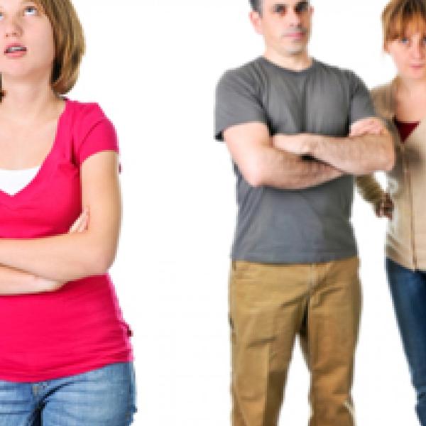 Conflitti con i figli? Genitori parliamone