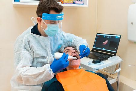 Centro Odontoiatrico Smm scanner intraorale