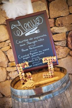 menu_ardoise_mariage_champêtre