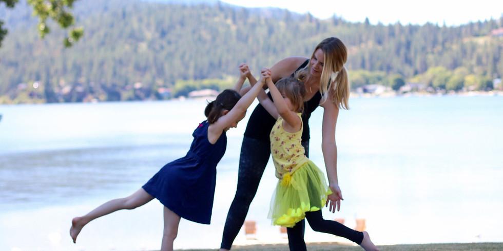 Back-To-School Kids Yoga Workshop
