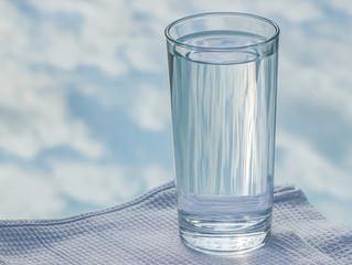 Alguns benefícios da água ozonizada no corpo humano.