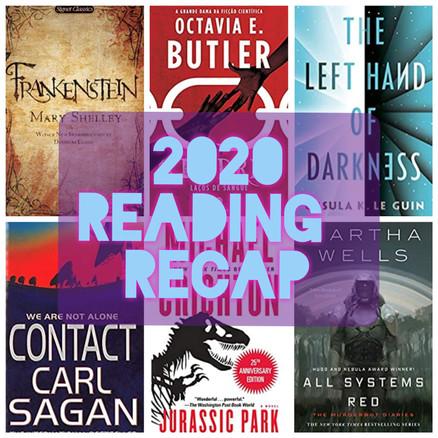My 2020 Reading Recap
