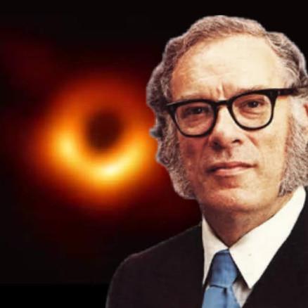Asimov's fantastic alternative to black holes