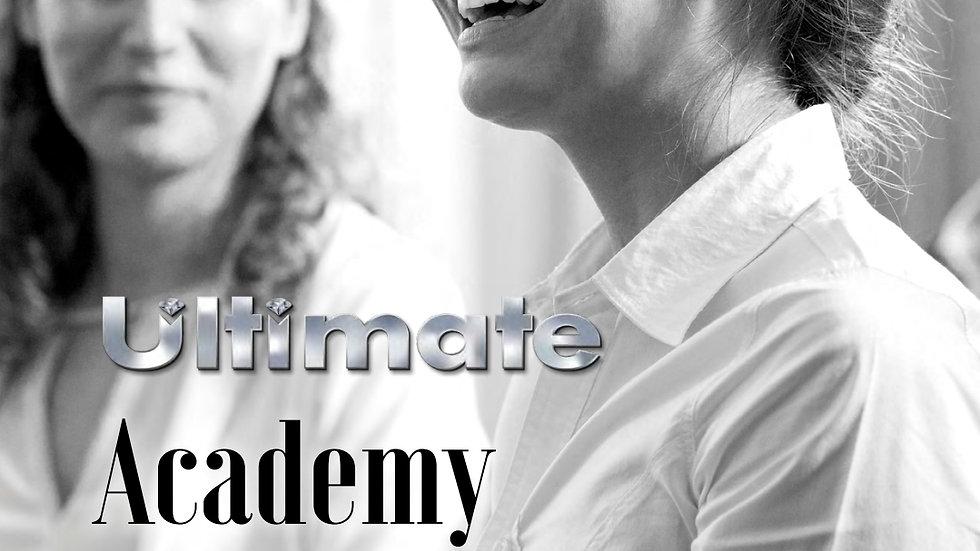 Ultimate academy starter ebook