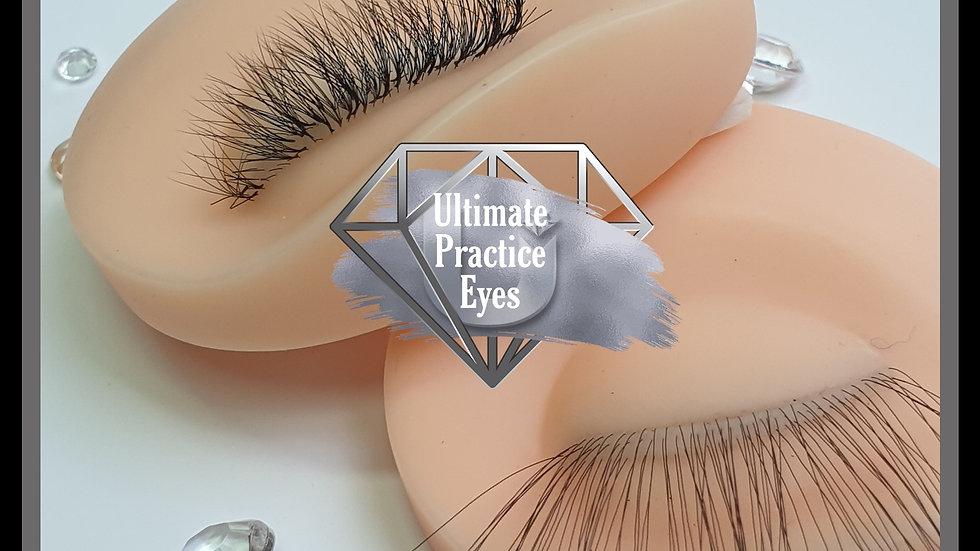 A pair of ultimate practice eyes