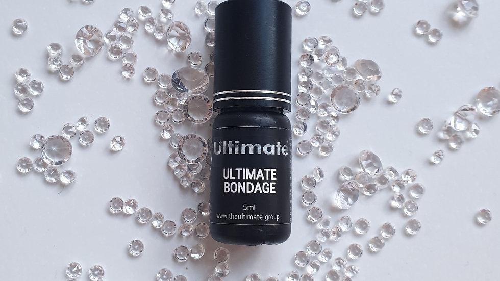 Ultimate bondage eye lash glue