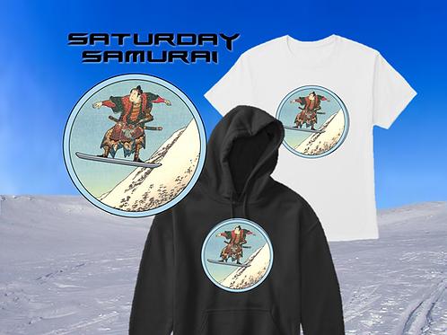 SAMURAI SNOWBOARDER