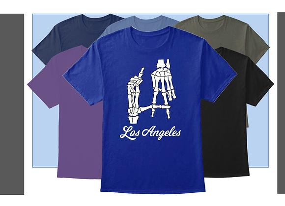 SHORT SLEEVE SHIRTS, L.A. HANDS