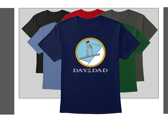 SHORT SLEEVE SHIRTS, SNOWBOARD DADS