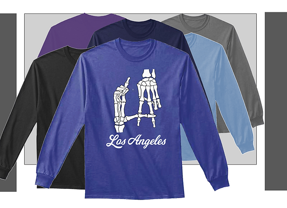 LONG SLEEVE SHIRTS, L.A. HANDS for L.A. FANS