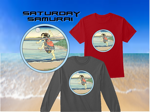 BEACH SAMURAI
