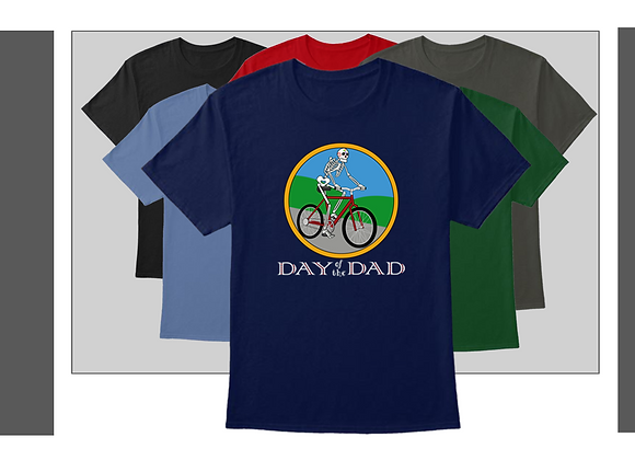 SHORT SLEEVE SHIRTS, CYCLING DAD