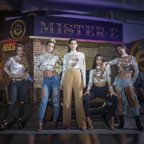 Select Models at Goldbasel 2016