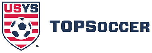 TOPSoccer logo, Manchester North Soccer League, New Hampshire