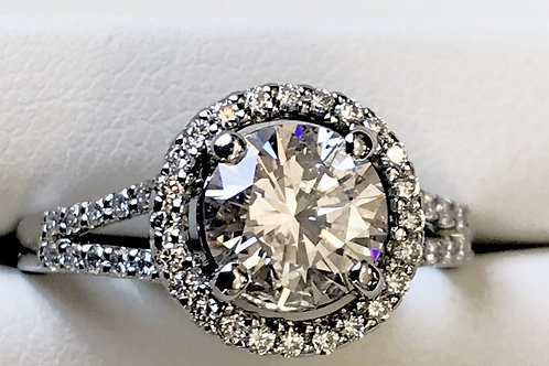 1.50ct Round Diamond Ring
