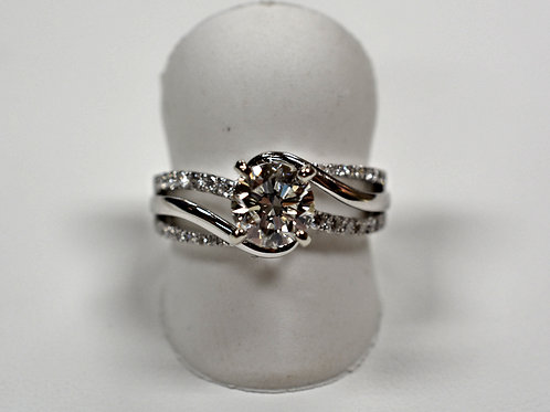 NEW Diamond Engagement Ring