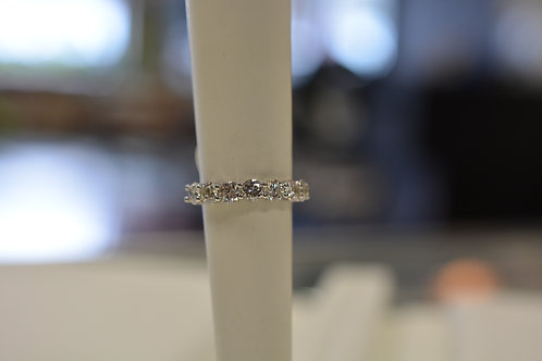 Diamond wedding/annavirsary ring 1.71ct.