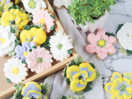 Tricks for Fabulous RI Florals
