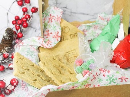 Soft, Roll-Out Gingerbread Cookie Recipe