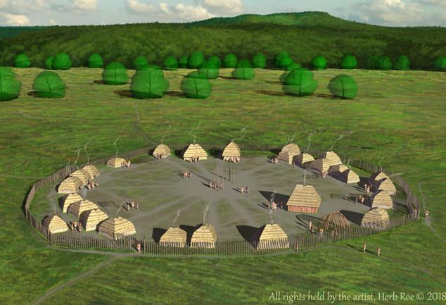 """""""SunWatch Indian Village"""""""