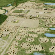 """Cahokia Mounds World Heritage Site"""