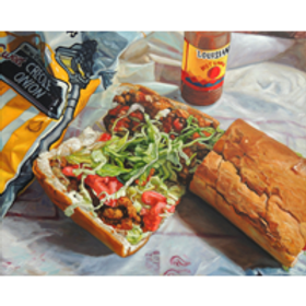 Olde Tyme Grocery : Oyster Poboy