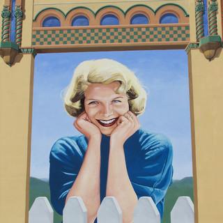 """Rosemary Clooney Mural"""
