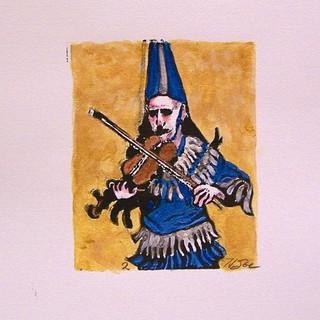 """Cajun Fiddler - Number 2"""