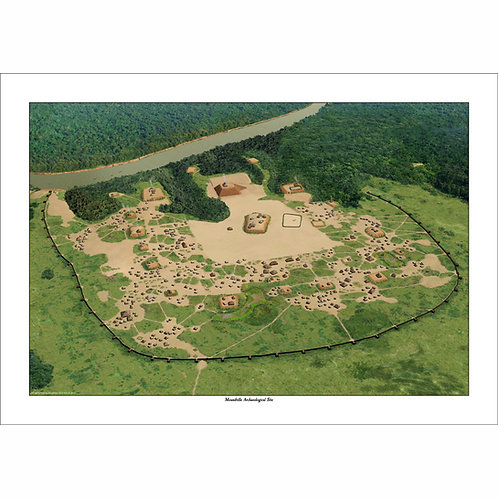 """Moundville Archaeological Site"""