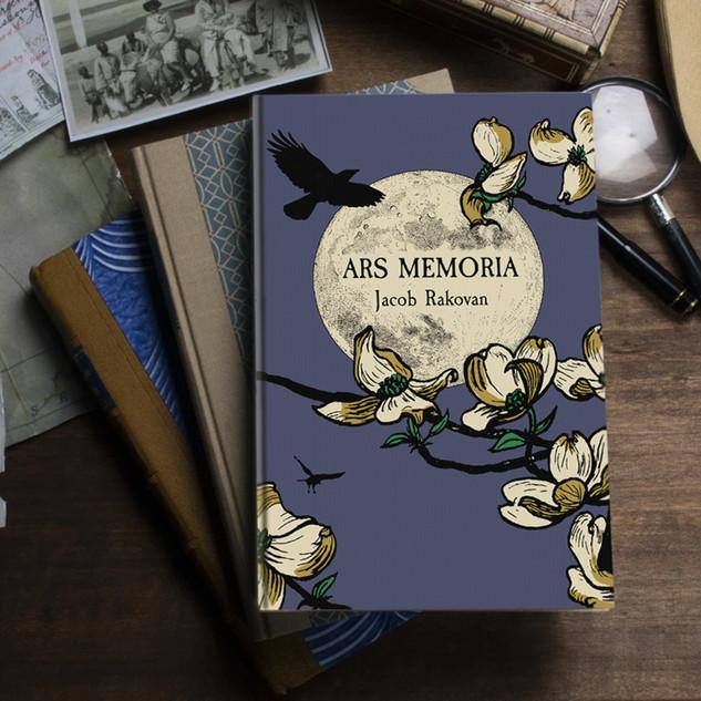 """Ars Memoria - Cover mockup"""