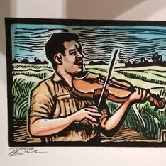 """""""Prairie Fiddler - Number 7"""""""