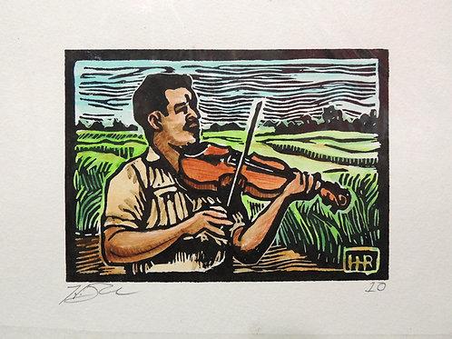 """""""Prairie Fiddler - Number 10"""""""