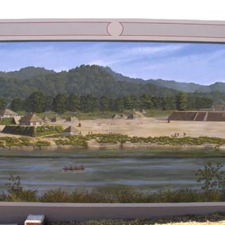 """""""Kings Crossing Site Mural"""""""