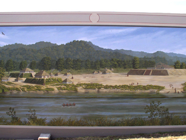 """Kings Crossing Site Mural"""