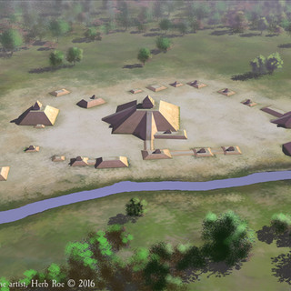 """""""Winterville Mounds"""""""