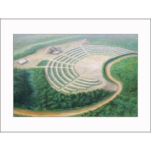 """""""Poverty Point Mound Site"""""""